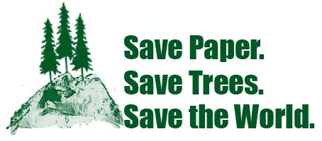 Save Environment with digital consent forms